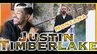 🔥🌲THIS SONG IS SO SMOOTH! Justin Timberlake - Montana - REACTION 🌲🔥