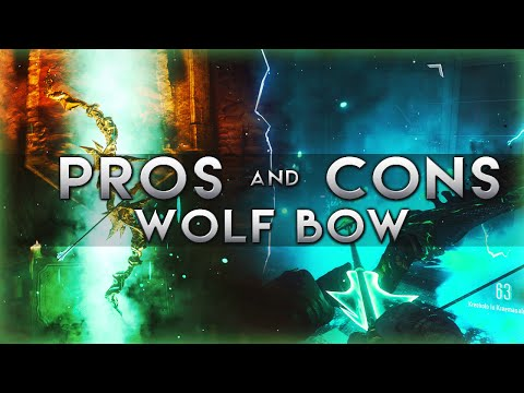 PROS AND CONS of The Wolf Bow on Der Eisendrache