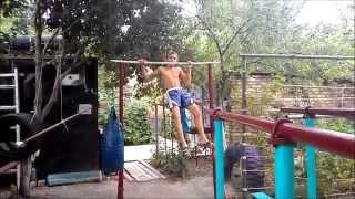Силовые трюки на турнике(, 2014-07-27T08:47:41.000Z)