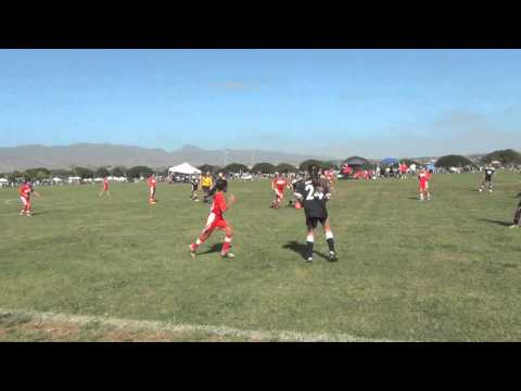 Maui United 05G vs Honolulu Bulls Kaula 05G 1-15-15