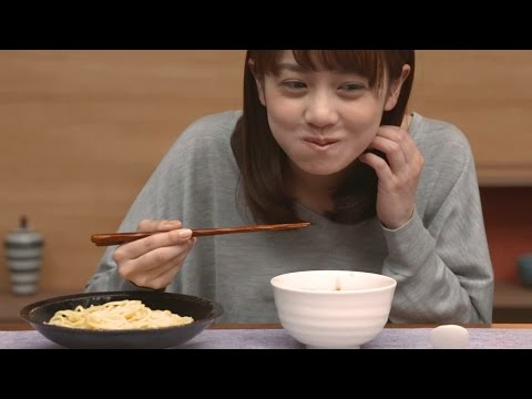 奥仲麻琴 美味しくて思わず声を出してしまう「ンー・フー」は必聴!つけ麺の達人