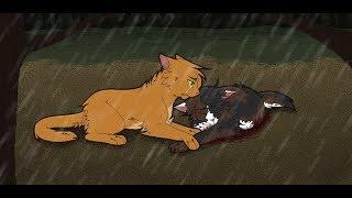 Коты Воители Огнегрив и Пестролистая - Клип Я люблю тебя (Заказ)