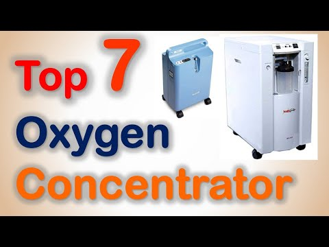 Top 7 Best Oxygen Concentrator In India | Portable Oxygen Concentrator For Home