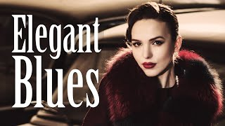 Elegant Blues Music - Best Slow Blues Songs Of All Time - Slow Relax Blues Ballads