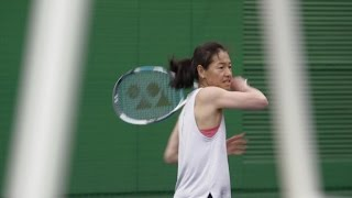 Tennis: Japan's Date returns at 46