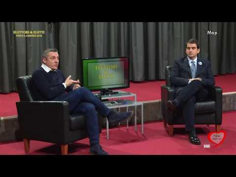 Elettori & Eletti, verso il 4 marzo 2018: On. Raffaele Fitto e Francesco Ventola