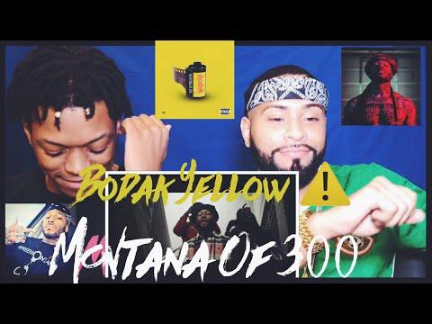 Montana Of 300 - Bodak Yellow [REMIX] Shot By @AZaeProduction |FVO Reaction
