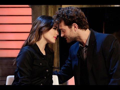 El Hormiguero 3.0  Pablo Motos pide a Adriana Ugarte y Peter Vives que repitan el beso