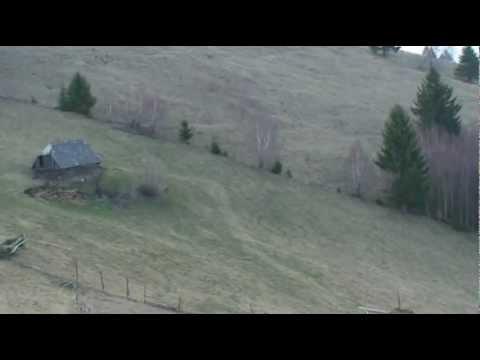 Cercurile misterioase din Bucegi, pentru prima data filmate!