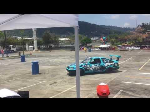 Costa Rica - Show de Drift