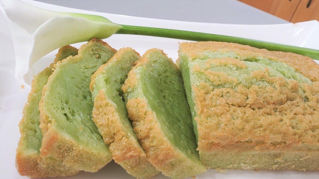 Cách làm bánh bò nướng lá dứa thơm ngon dể làm | Vietnamese Pandan Honeycomb Cake by Góc Chia Sẻ TL