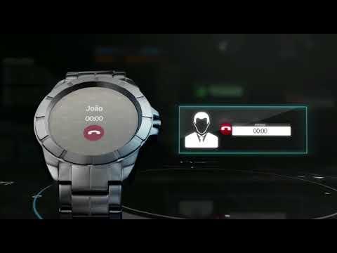 Relógio Masculino Technos Smartwatch Prata - YouTube 770df0206c
