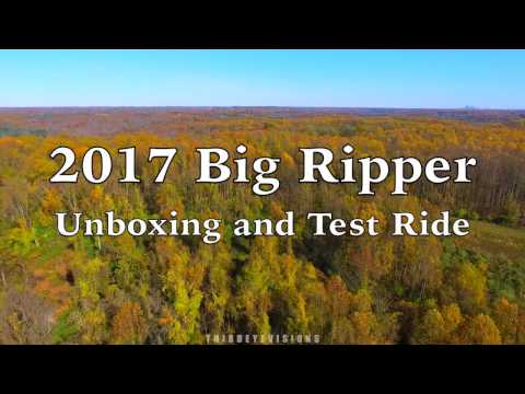 SE Bikes 2017 Big Ripper UnboxingTest Ride ft. Oneway Mac