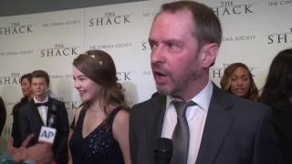 The Shack World Premiere || Cast & Crew Soundbites || SocialNews.XYZ