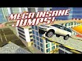 Roof Jumping Car Parking Games Android gameplay