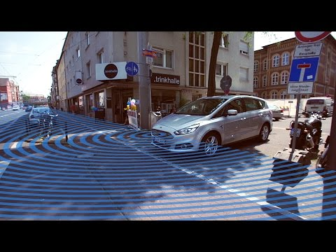 Autos, die um Ecken schauen: Ford startet Kamera-Technologie zur Vermeidung von Zusammenstößen