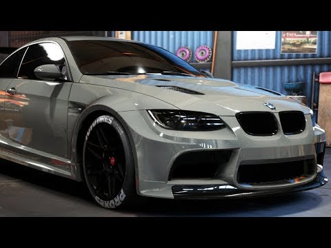 E92 M3 BMW Build! - Need for Speed: Payback - Part 77