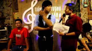 SBD THT026 Trần Vi Thiện với bài hát dự thi Chuyện của mùa đông