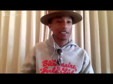 Gold Derby Q&A  Pharrell Williams on his Oscar nominated song  Happy