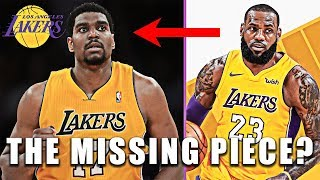 Could Andrew Bynum be The Los Angeles Lakers MISSING PIECE?