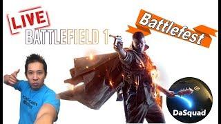 🔴LIVE ■ Battlefest September 19 - 30 ■ Battlefield 1