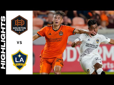Houston Los Angeles Galaxy Goals And Highlights