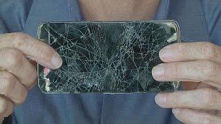 Smartphones : à quand des écrans incassables ? - hi-tech