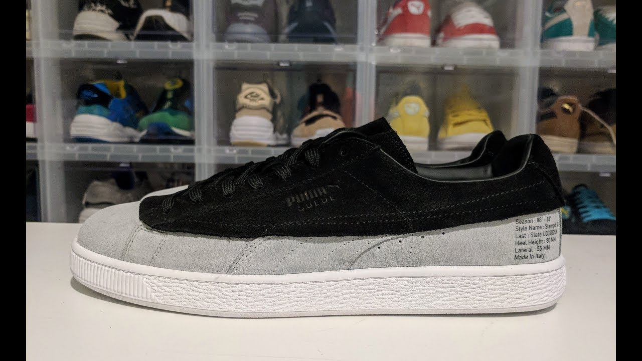 fb3c51d20b8 Puma x Stampd 88-18 - YouTube