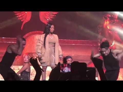 Nicki Minaj - Ganja Burn -  In São Paulo - 2609 - Tidal x Vivo