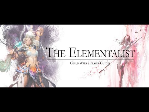 Guild Wars 2 | New Player Guide: The Elementalist | The Krytan Herald