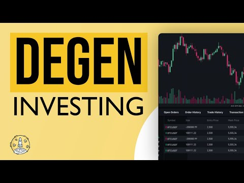 What is Degen Investing in Crypto? How Be a Crypto and DeFi Degen? Token Metrics AMA
