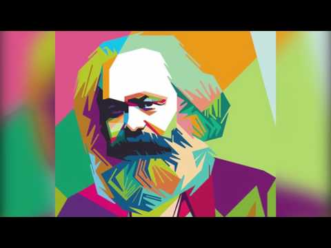 Marx is a post-90s