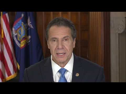 COVID-19: Cuomo Wins An Emmy For Daily Briefings During Pandemic