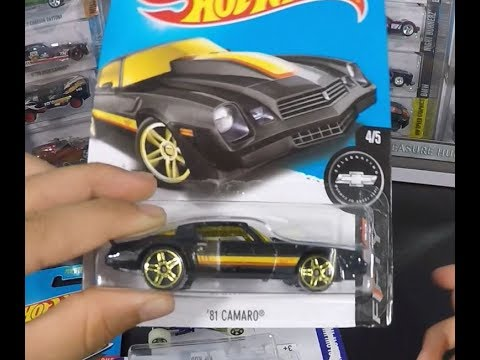 2017 Hot Wheels Toys R Us M Case Exclusives Review Youtube