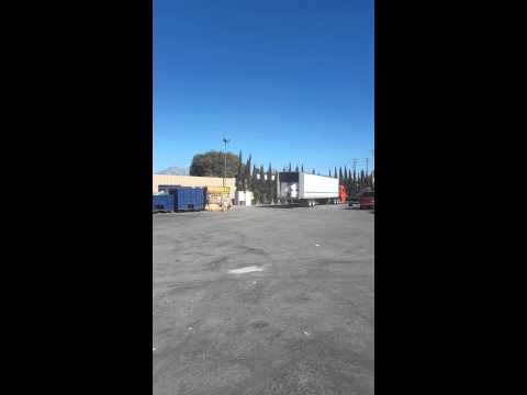 How to unload a truck like a boss.