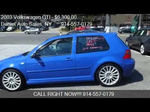 Volkswagen gti th anniversary edition dr hatchback f youtube