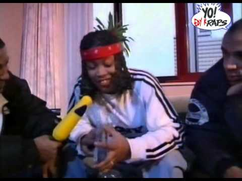 Da Brat - Interview Pt.2 @ VIVA Word Cup 1997 (HQ)