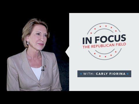 In Focus - Carly Fiorina