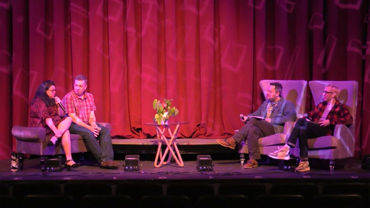 Spotlight on Stage: Jomarie & Roger