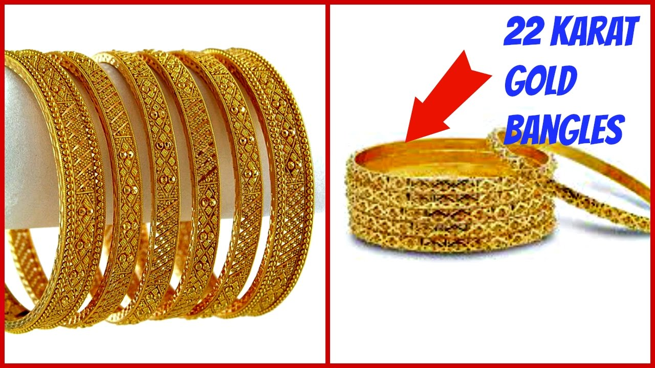 dp bangles karat x gold link yellow bangle amazon bracelet com bracelets jewelry