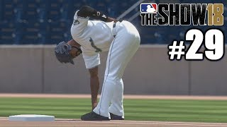 STOLEN BASE PRACTICE! | MLB The Show 18 | Road to the Show #29