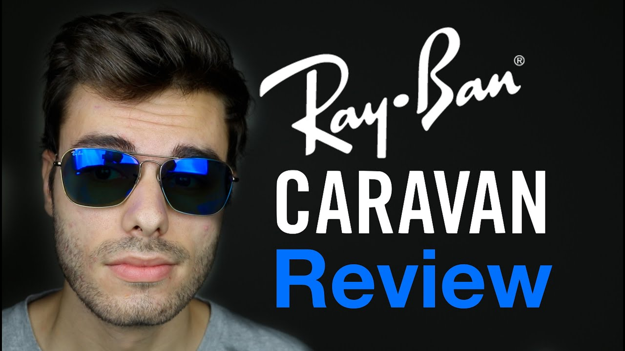a91ed9d01b9 Ray-Ban Caravan Review - YouTube