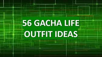 gacha life hairstyle ideas