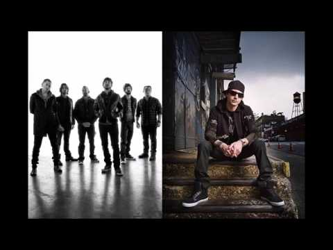 Linkin Park vs Kevin Rudolf  All For Nothing  Until It Breaks  In The City Mixed  Jankiel