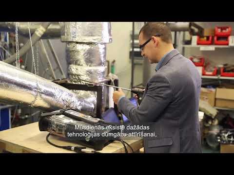 RTU zinātnieki rada efektīvu tehnoloģiju privātmāju radīto dūmgāzu attīrīšanai