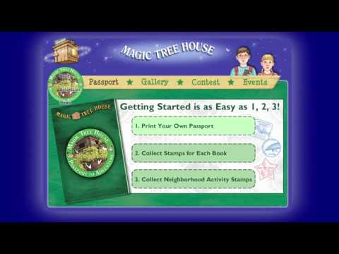 MagicTreeHouse.com Passport to Adventure