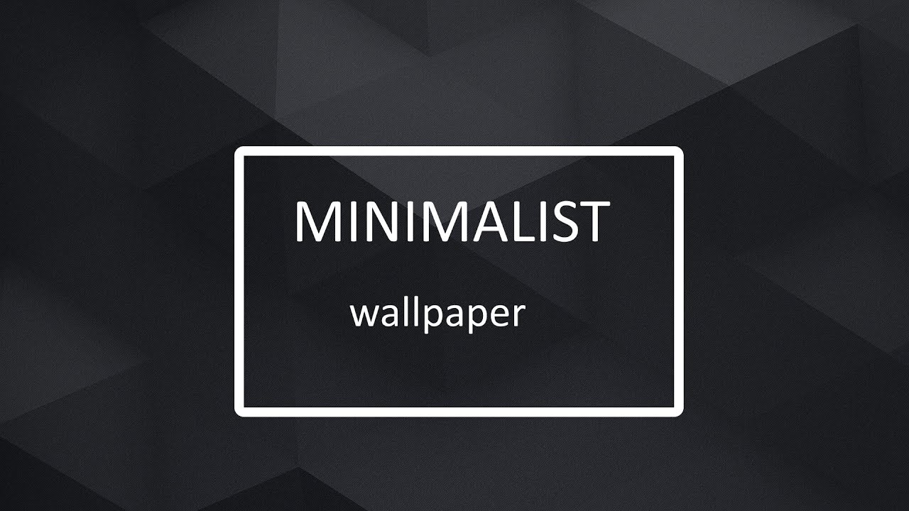 Best Wallpaper Home Screen Minimalist - maxresdefault  Pictures_3135.jpg