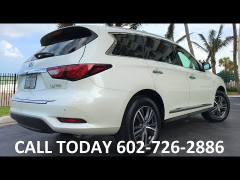 Lease or buy Infiniti QX60 in Miami | Best leasing deals in Florida