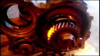 Ta'mirlash gearbox sohasida ( 1-qism) ichida 16 S 221 U ZF.