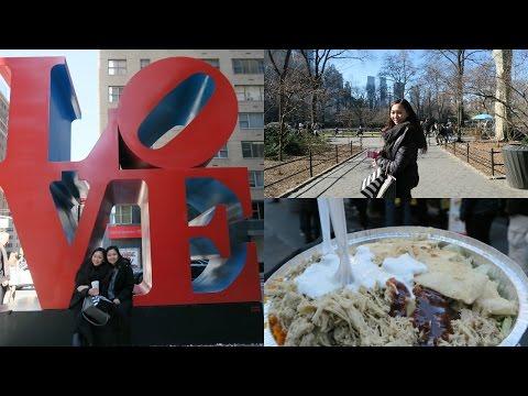 NYC Vlog   Central Park & Sky Bar